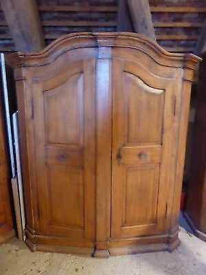 Lot of 3 antique french/german armoire wardrobes