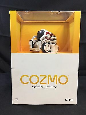 Anki Cozmo Interactive Robot with 3 Power Cubes *NEW