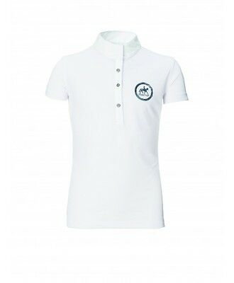 Pikeur Competition Shirt Girl's with sequin design Horse Riding