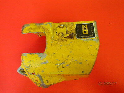 Vintage power tools USED MCCULLOCH CHAINSAW SP125 CYLINDER SHROUD S448872 SP 125