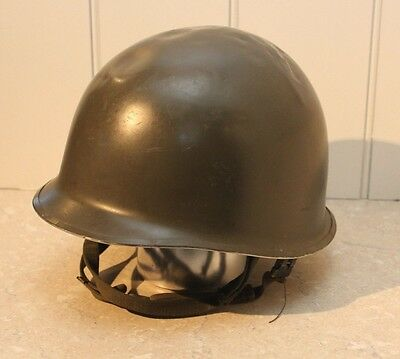 Dutch M1 Helmet (Probably from the 80's)