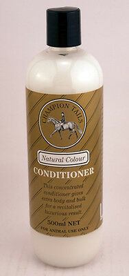 Champion Tails Conditioner Concentrated 500ml Horse Riding