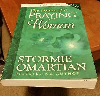 The Power of a Praying Woman by Stormie Omartian Paperback Book (English)