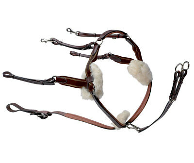 Prestige 5 Point Breastplate Horse Riding