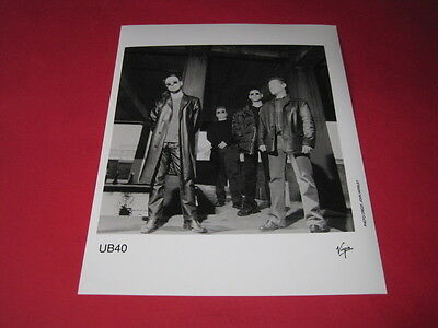 UB40 ALI CAMPBELL  10 x 8 inch promo photo photograph #F041_2781