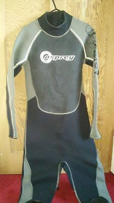 Osprey mens/womens diving suit size small