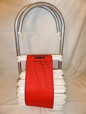 2-Story 12 ft. Foldable  FIRE ESCAPE LADDER #12330