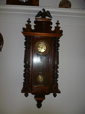 Antique Vienna Wall Clock