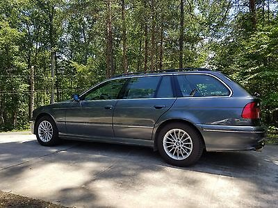 2001 BMW 5-Series  2001 BMW 540it Wagon Excellent Condition Low Miles Under Warranty