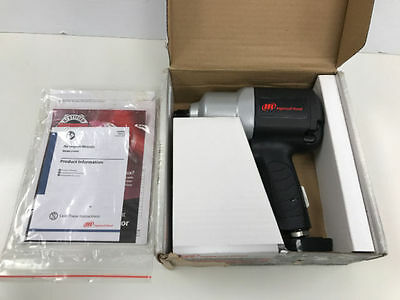 """New Ingersoll Rand 2100G 1/2"""" Edge Series Pneumatic Air Impact Wrench (35990)"""