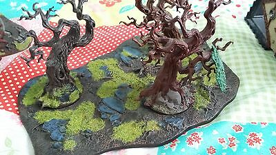 Warhammer 40k Trees and Scenery