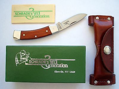 Original Schrade Usa C641 3Rd Generation Knife
