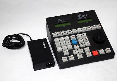 BUF Technology Sport Instant Replay MODEL 3588 Slow Motion Control & Record Unit