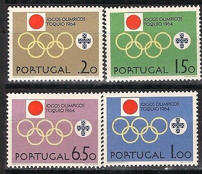 1964 TOKYO Portugal Olympic  MNH
