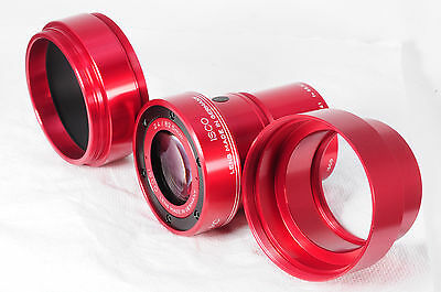 Isco Ultra Star Red HD Plus 1.85 82.5mm 2.4 Projection lens     041