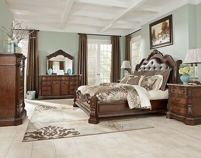 Usa Brand New American Stylized Bedroom Furniture.