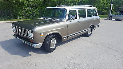 1972 International Harvester travelall 4 dr suv solid rust free international