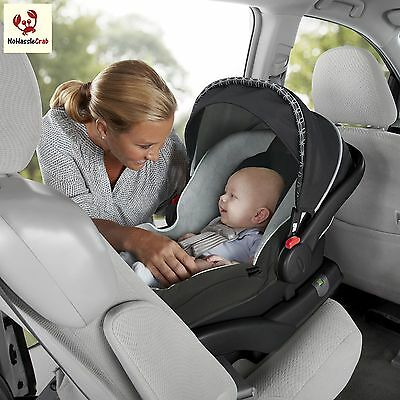 Baby Car Seat Base Graco SnugRide Click Connect 30/35 LX Infant Safety Secure