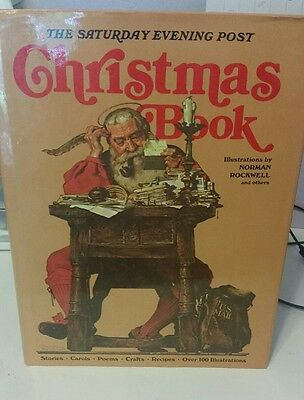 The Saturday Evening Post Christmas Book