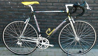 56 cm '93 COLNAGO MASTER OLYMPIC ART DECOR GOLD CAMPAGNOLO COLUMBUS GILCO BIKE