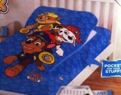 Zippy Sack~Twin Size~Bed~Wars~Ninja~Paw Patrol~Frozn~Dog~Troll~Zip It~Beding Set