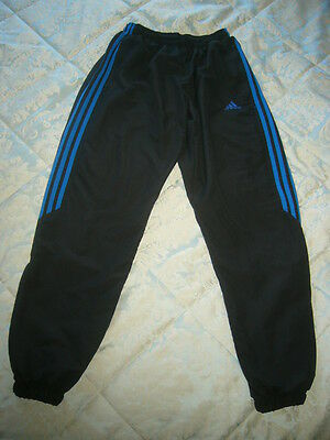 Adidas Older Boys Tracksuit Bottoms 32  - 14 Years plus