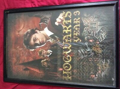 Harry Potter and Lord of the rings autographs
