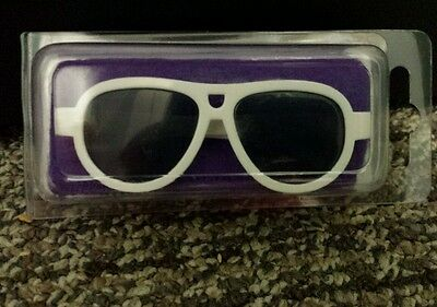 American girl go girl  doll sunglasses in white, new with case