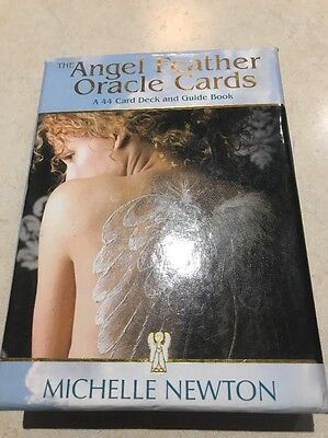 Angel Feather Oracle Cards By Michelle Newton