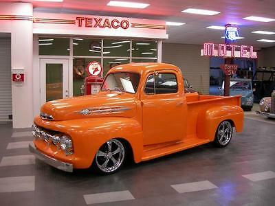 1952 Ford Other Pickups  1952 Ford F1 Street Rod Pick Up