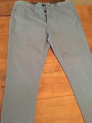 Men's next slim fit Stretch Chino Trousers