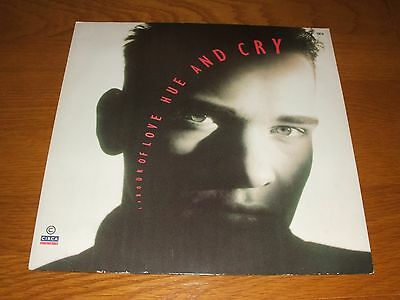 """Hue and Cry - Labour Of Love - (1987) - 12"""" Single - Vinyl"""