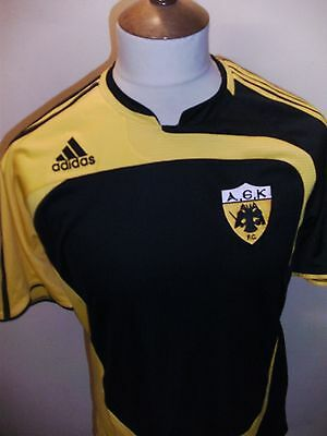 Aek Athens Football Shirt Size Small