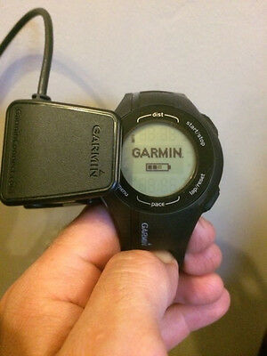 Garmin Forerunner 210 GPS Running Watch / Fitness Tracker with Heart Rate Sensor