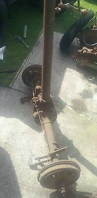Ford e93a rear axle prop shaft