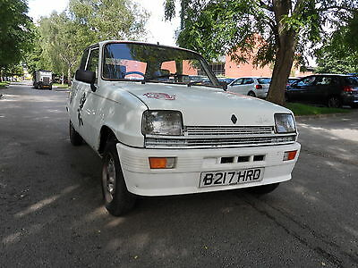 198 Renault 5 TL for spares or restoration