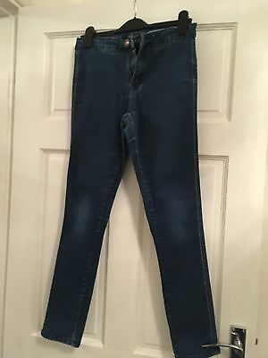 Girls Skinny Jeans New Look Age 13 158cm