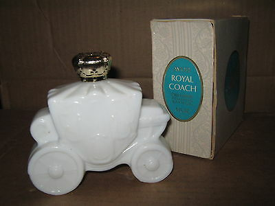 Avon - Royal Coach Decanter - Field Flowers