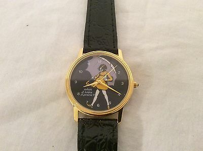 Vintage Morton's Salt Advertising Wrist Watch Creation of Image California