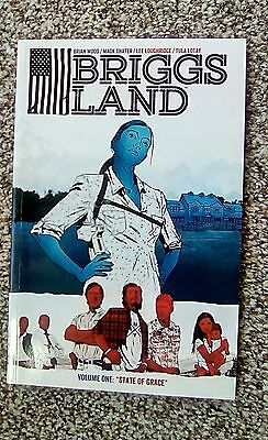 Briggs Land Volume One - Softcover Graphic Novel