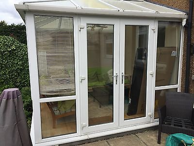 Pre Owned Conservatory