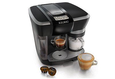 The Keurig Rivo Cappuccino and Latte System Model R500