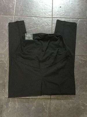 New Look Maternity Formal Smart Trousers BNWT Over Bump 12/Small 14