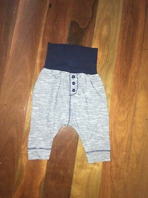 Country Road Baby Pants Sz:3-6 Months- Would Suit Baby Boy Or girl