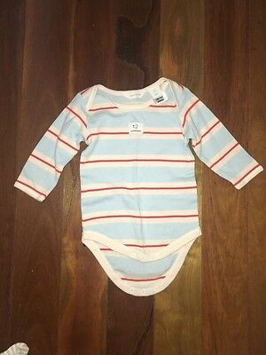 Country Road Baby All In One Bodysuit Sz: 0-3 Months