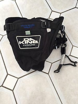 DAKINE HAWAII WINDSURFING HARNESSS - SiZE S -UNUSED WITH NEW 6 Inch SPREADER BAR