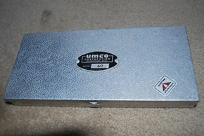 Umco Model 60 Tackle Lure Box Aluminum Excellent Cond.