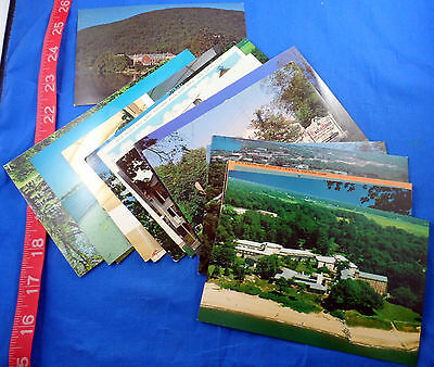 Connecticut Vintage Postcard Lot Of 22 Pieces, Old, Variety- Free Us Shipping