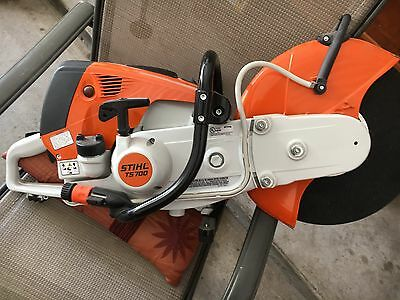 Stihl Ts700 Cut Off Saw New Blade And Water New Never Used Local Pick Up Only