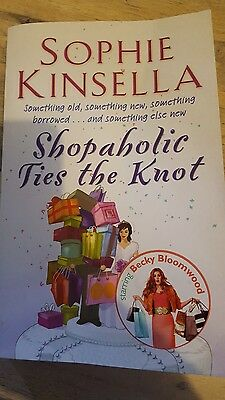 Shopaholic Ties the Knot: (Shopaholic Book 3) by Sophie Kinsella (Paperback, 20…